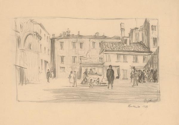 Maximilián Schurmann – Benátky