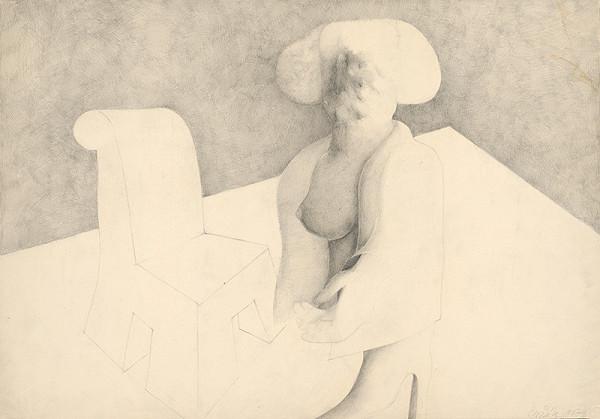 Milan Paštéka – Žena s kreslom