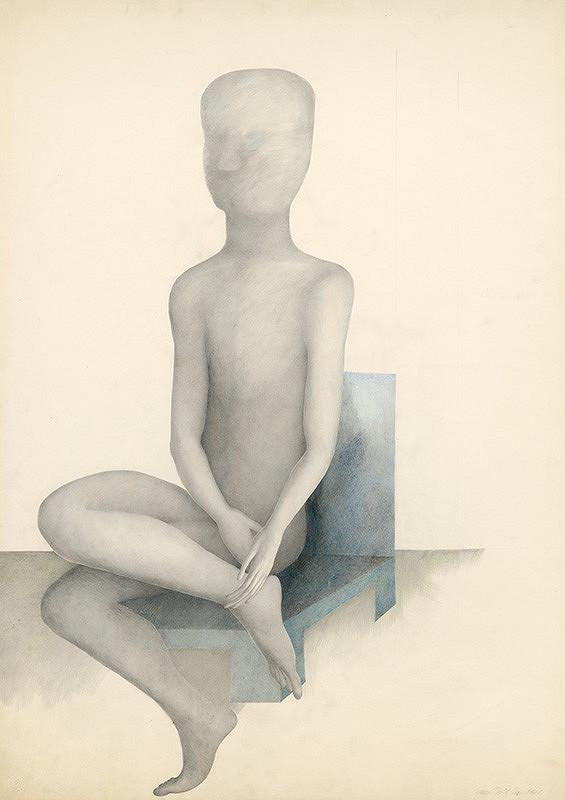 Milan Paštéka - Chlapec