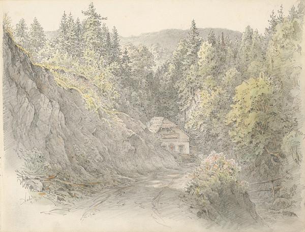 Karol Ľudovít Libay – Veldenské údolie