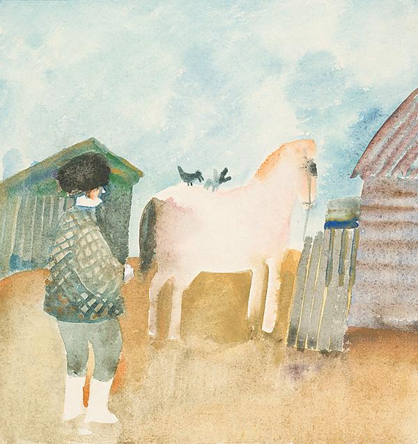 Viera Kraicová – Biely koník