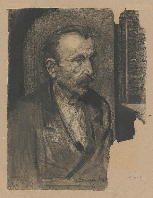 Ladislav Čemický – Priateľ - štúdia muža
