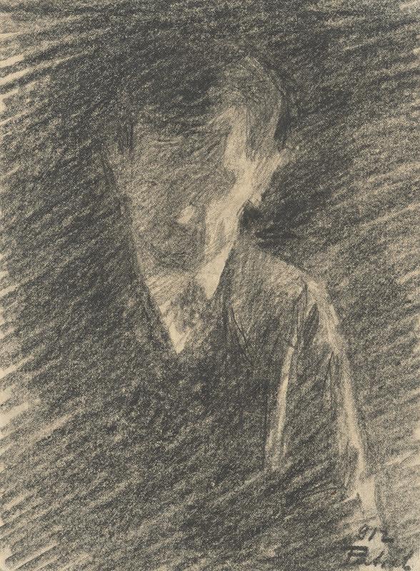 Eduard Putra - Štúdia muža