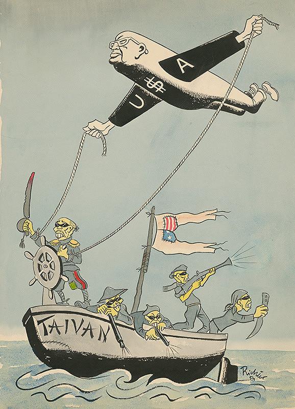 Alexander Richter – Zázrak americkej techniky: pirátska loď riadená lietadlom