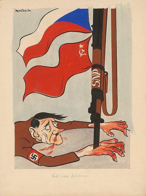 Imrich Vysočan – Ďalší úder fašizmu