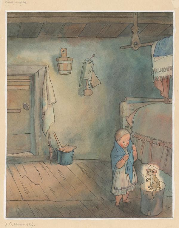 Emil Makovický – Zlatá myška