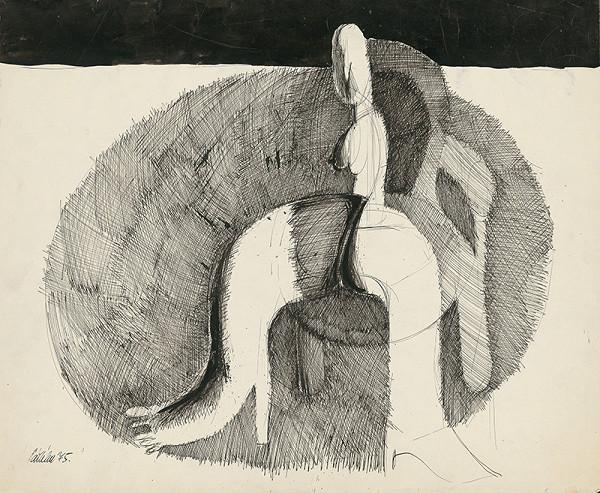 Milan Paštéka - Sedenie v kruhu
