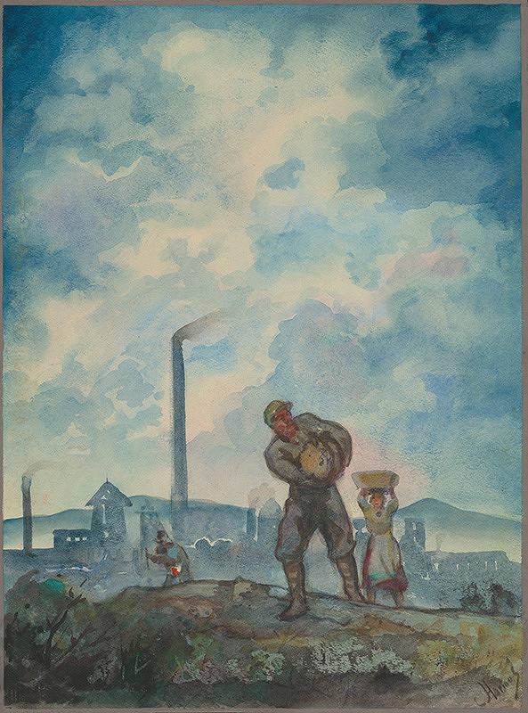 Karol Harmos – Továreň