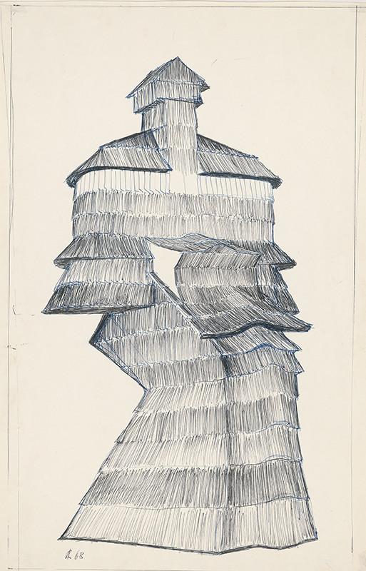 Andrej Rudavský – Šindľová kaplička, 1968