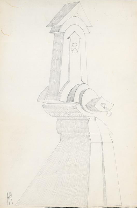Andrej Rudavský – Kaplička, 1969