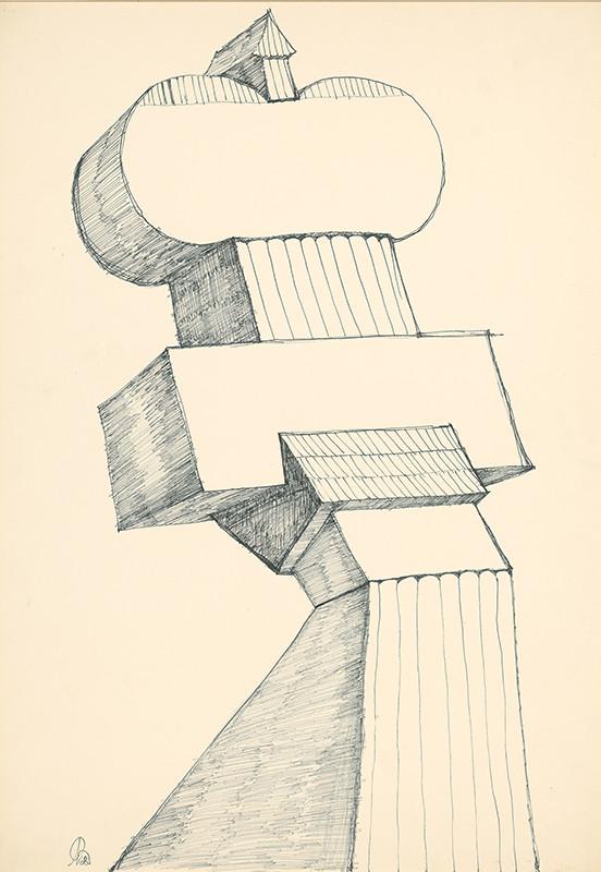 Andrej Rudavský – Kaplička, 1968