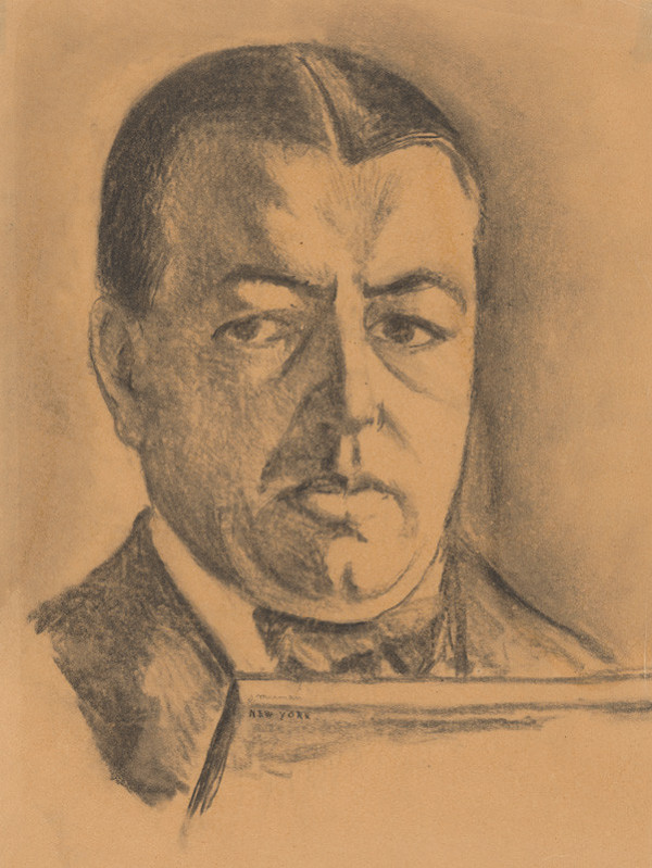 Jozef Arpád Murmann – Portrét