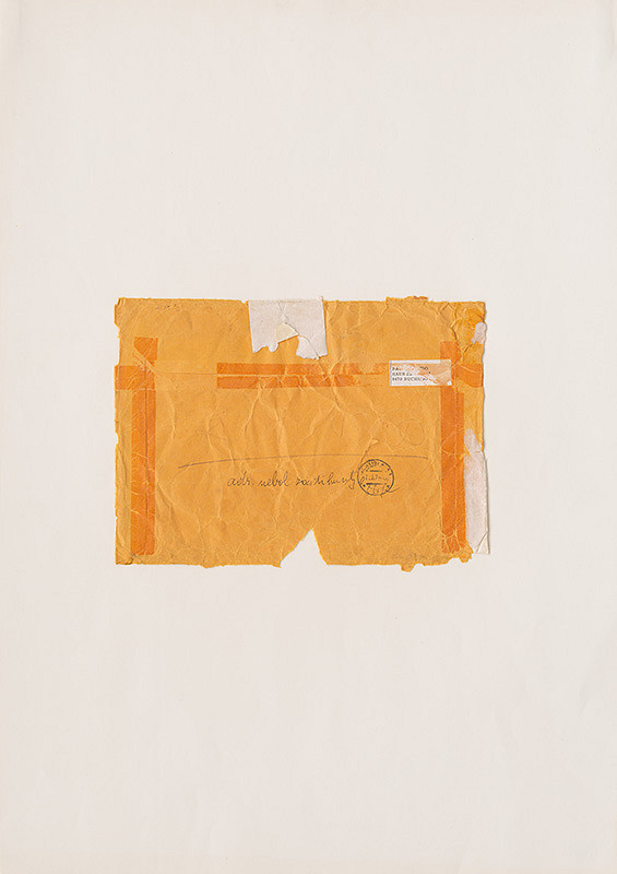 Otis Laubert - Mail art II.