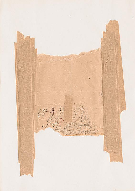 Otis Laubert - Mail art III.