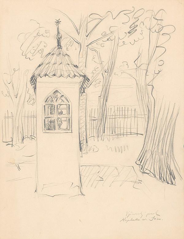 Milan Thomka Mitrovský – Kaplnka sv.Jána vo vyšnovskom parku