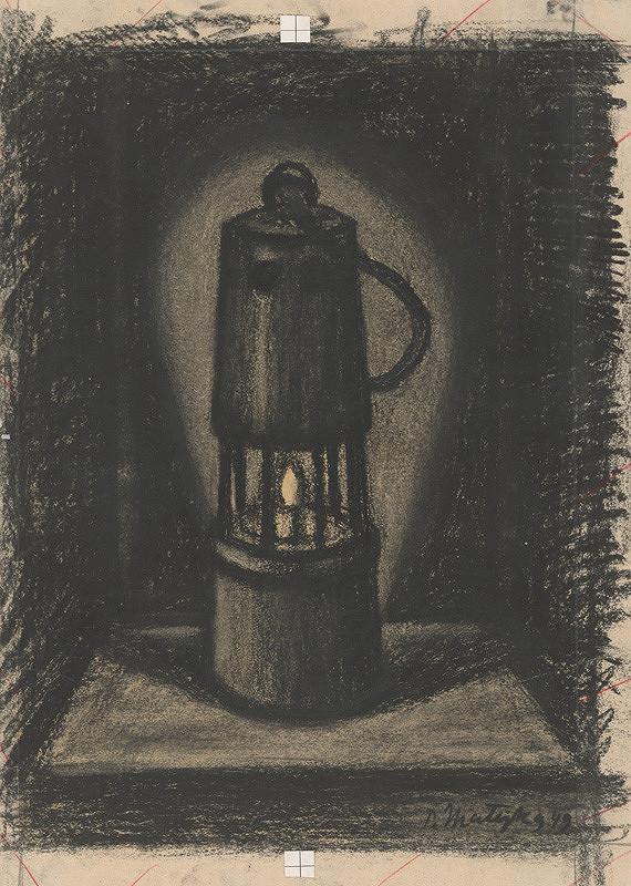 Peter Matejka – Banícka lampa