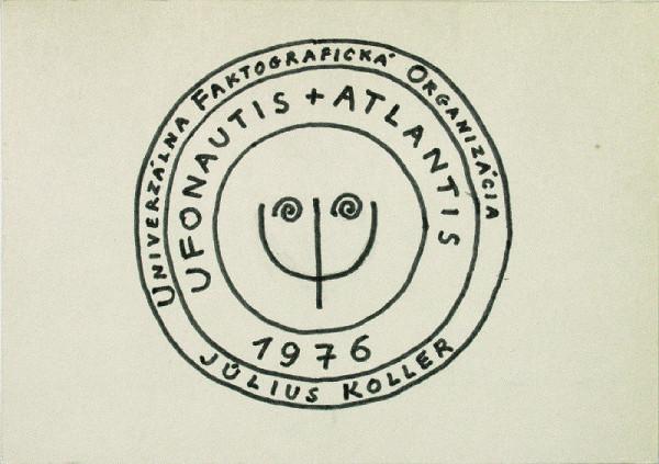 Július Koller – Univerzálna Faktografická Organizácia