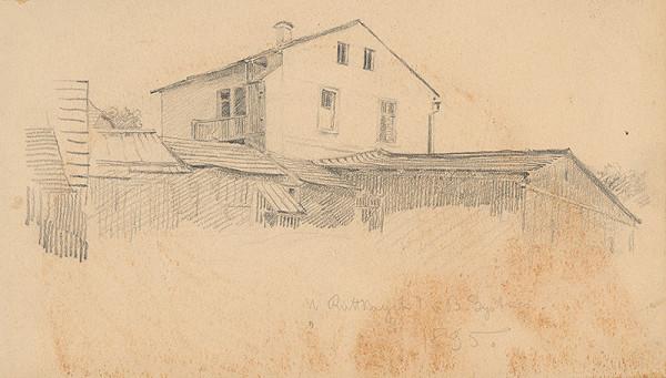 Milan Thomka Mitrovský – Dom Ruttkayovcov v Banskej Bystrici