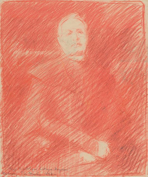Milan Thomka Mitrovský – Skica k portrétu biskupa Moyzesa