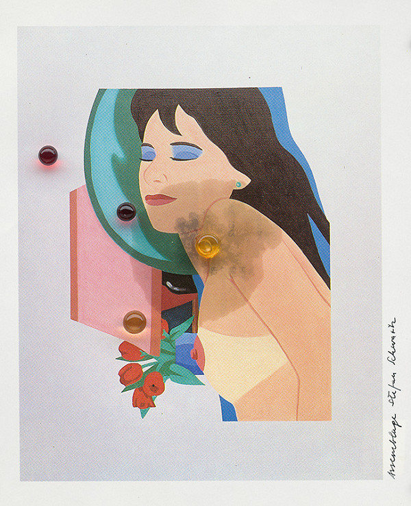 Štefan Schwartz - Tom Wesselmann, Studie for Cynthia nude // ohne Titel