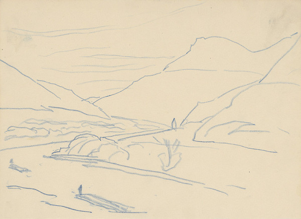 Ferdinand Katona – Horský potok
