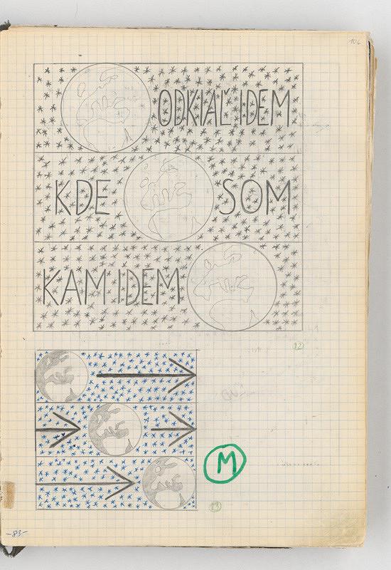Rudolf Sikora – Konceptuálne kresby