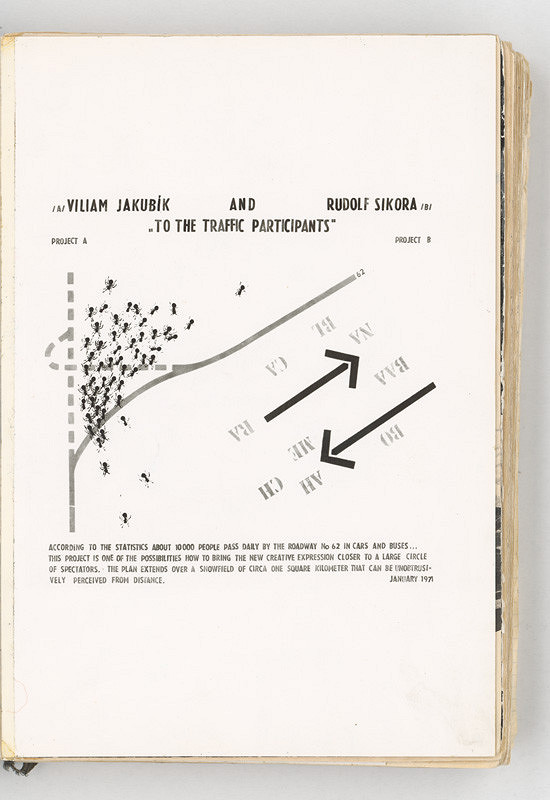 Rudolf Sikora - Účastníkom cestnej premávky