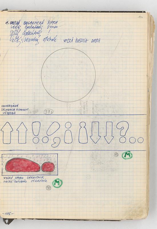 Rudolf Sikora - Konceptuálne kresby