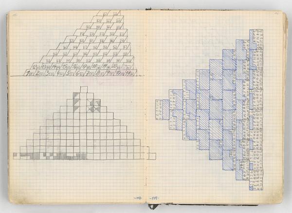 Rudolf Sikora – Kresby (z cyklu Pyramída...)