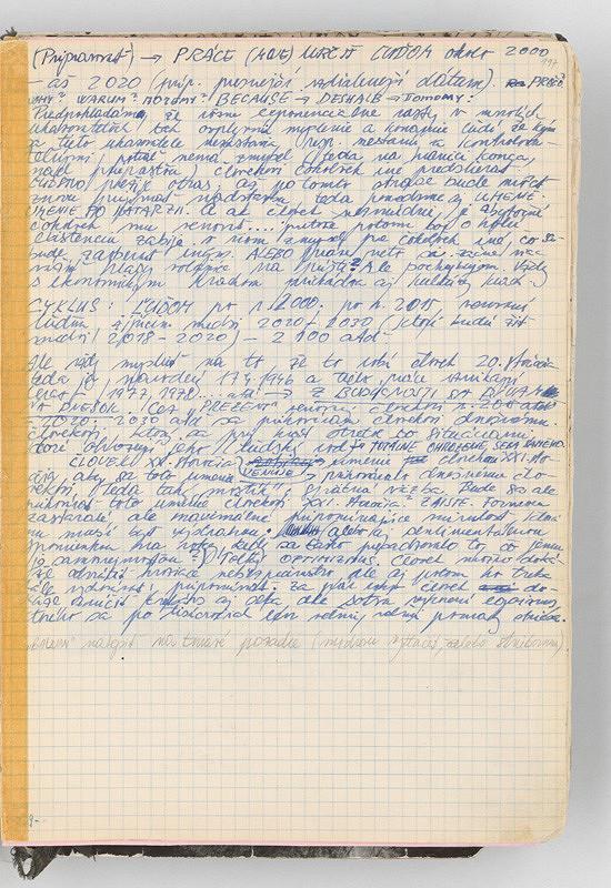 Rudolf Sikora – Konceptuálne poznámky