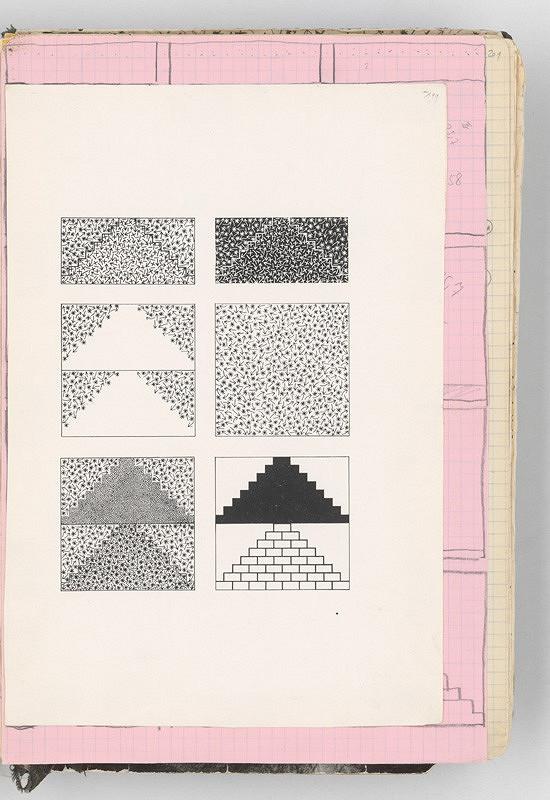 Rudolf Sikora – Koncepty z cyklu Pyramídy