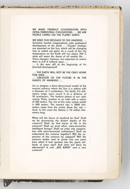 Rudolf Sikora – About the world (text koncept) 2