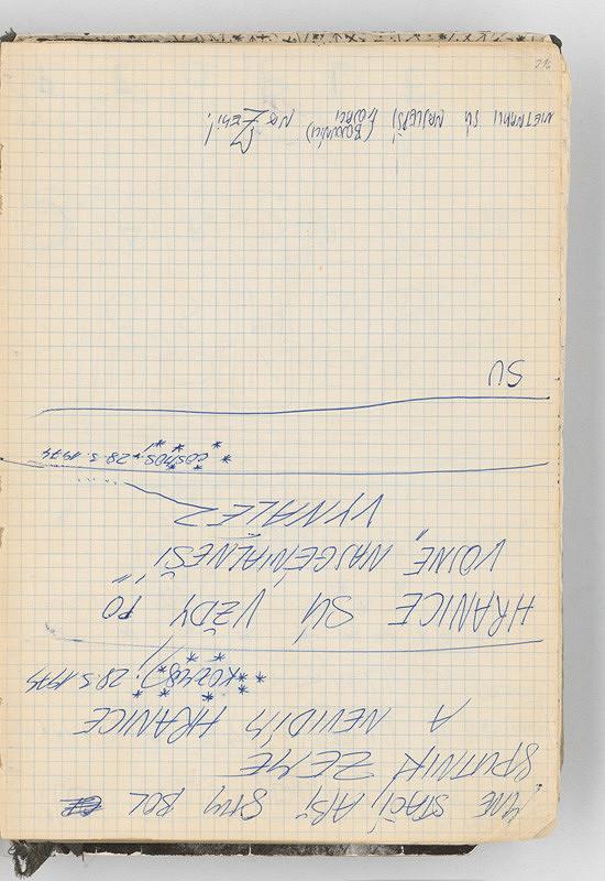 Rudolf Sikora - Poznámky