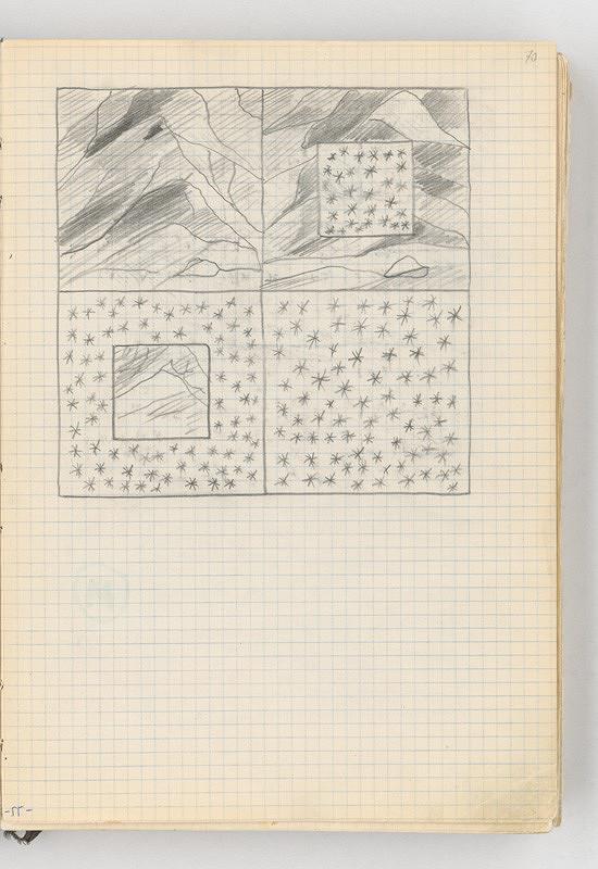 Rudolf Sikora - Konceptuálna kresba (Symposion I.)