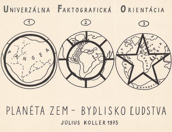 Július Koller – Univerzálna faktografická orientácia