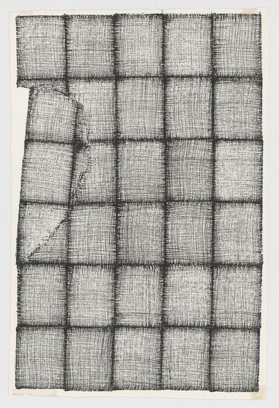 Igor Kalný – Bez názvu II. Kresba č. 7