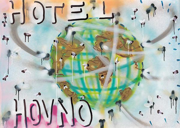 Erik Binder - HOTEL HOVNO