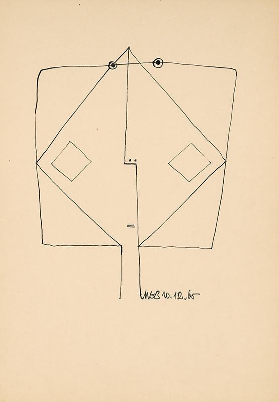 Theodor Lugs – Hlava, 1965