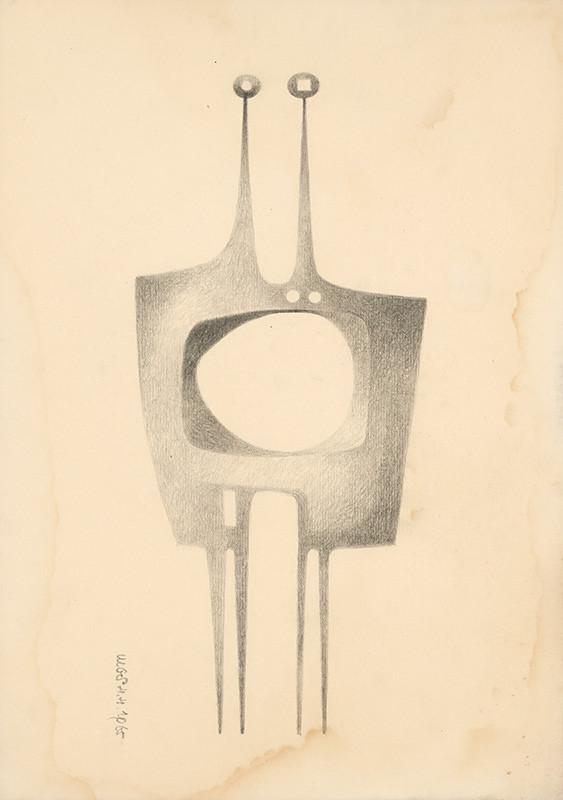Theodor Lugs – Muž a žena, 1965