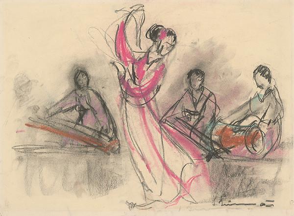 Sibylla Greinerová – Čínsky balet II.