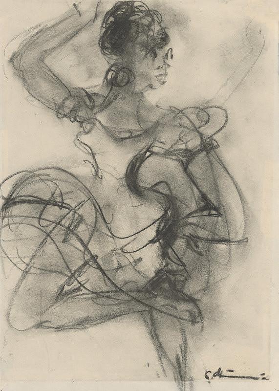 Sibylla Greinerová – Tancujúca černoška