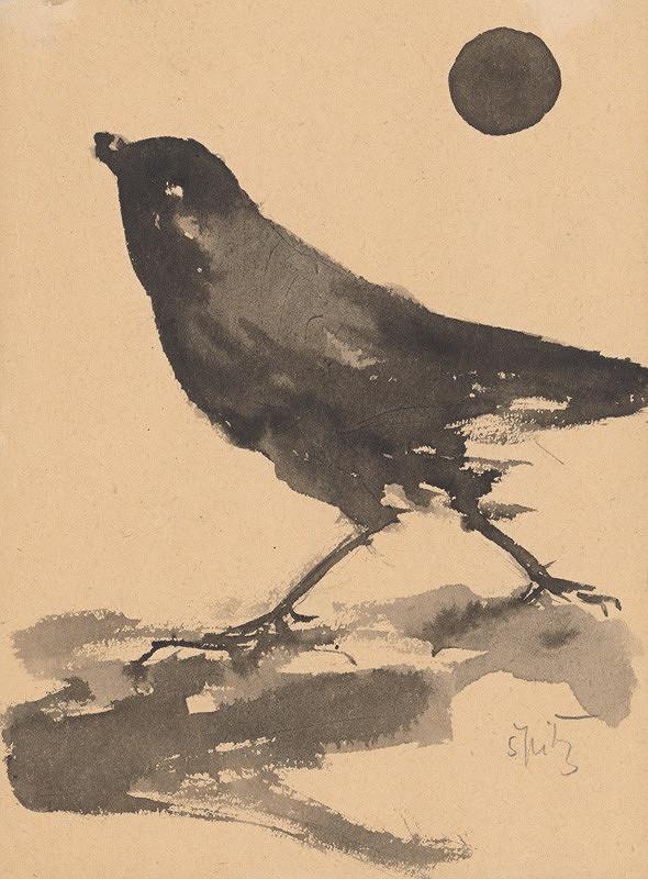 Ernest Špitz – Vták