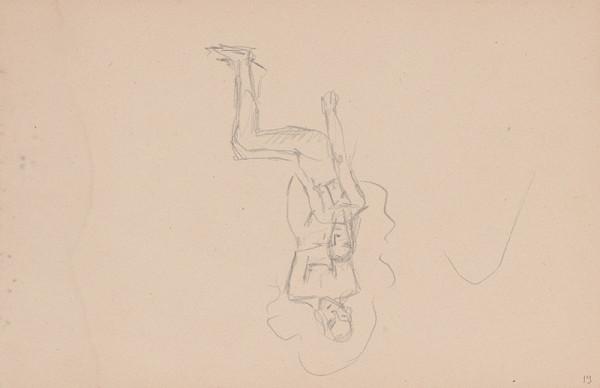 Arnold Peter Weisz-Kubínčan – Skicár 11 Postavy