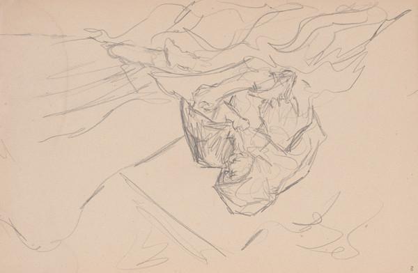 Arnold Peter Weisz-Kubínčan – Skicár 15 Matka s dieťaťom