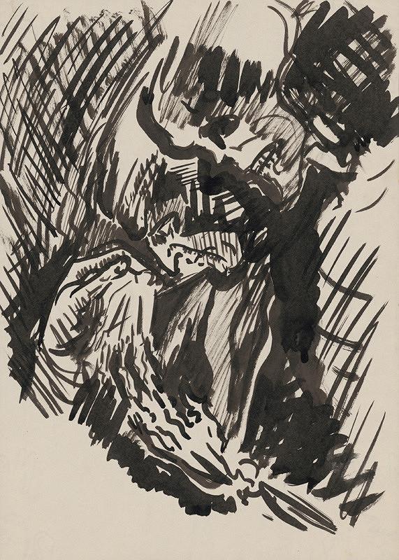Arnold Peter Weisz-Kubínčan – Muž a smrť