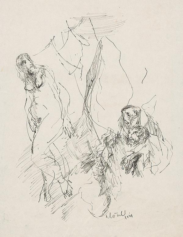 Vincent Hložník – Zuzana a dvaja starci