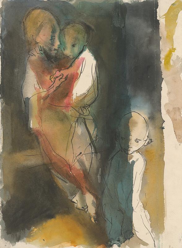 Vincent Hložník – Deti