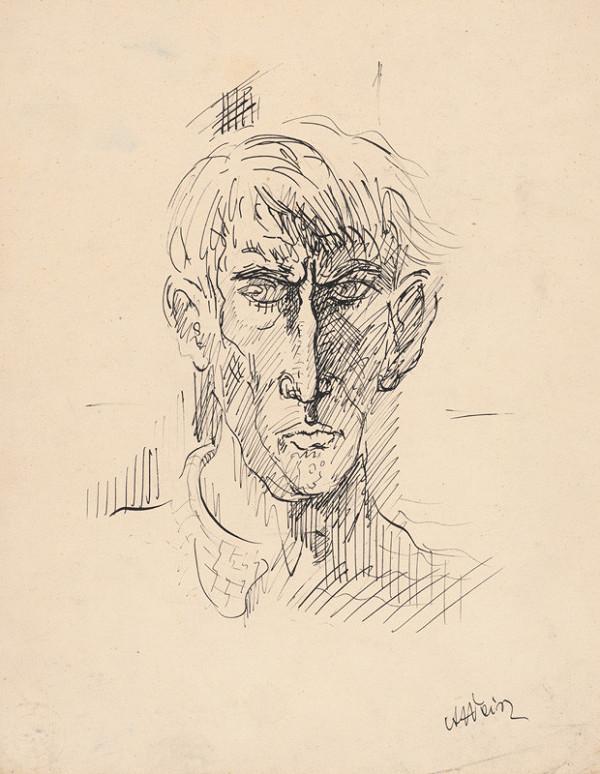Arnold Peter Weisz-Kubínčan – Autoportrét