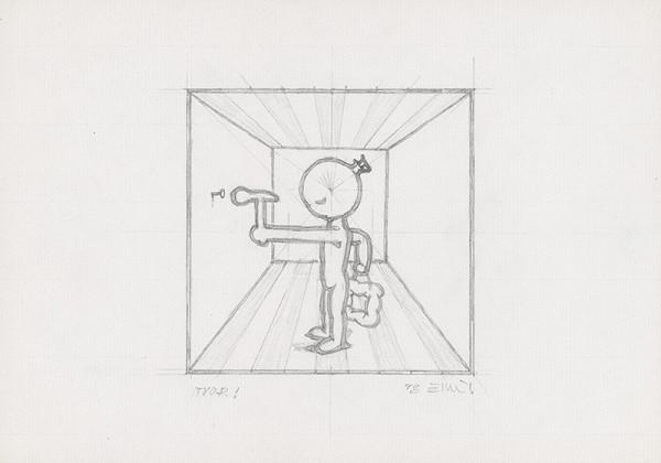 Emil Drličiak – Tvor! (Malé kresby I.)