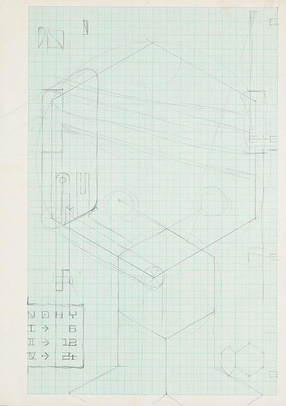 Emil Drličiak – Nohy (Box)